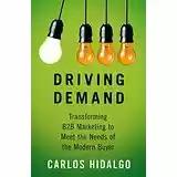 brightedge b2b marketing books - driving demand