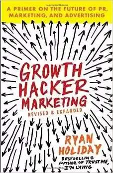 brightedge b2b marketing books - growth hacker marketing