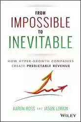 brightedge b2b marketing books - impossible to inevitable