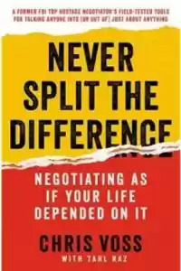 brightedge b2b marketing books - never split the difference