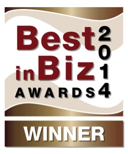 BrightEdge Best In Biz Award Winner