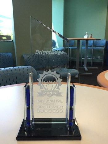 Best Innovator in Customer Service Award