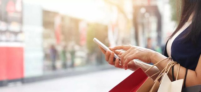 customer insight from news come from smartphone users - brightedge