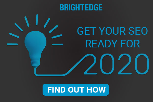 brightedge request a demo banner