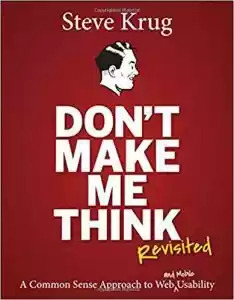 Brightedge Digital Marketing Books - don't make me think