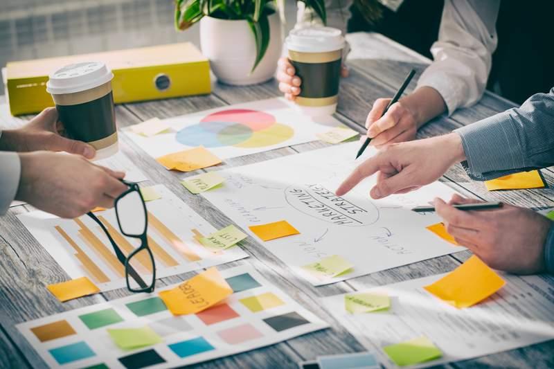 understanding an efficient content workflow - brightedge