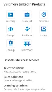 groups for linkedIn marketing create group view