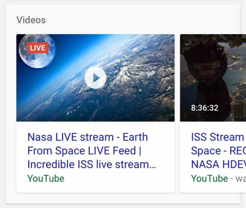 Livestream example for structured event data - BrightEdge