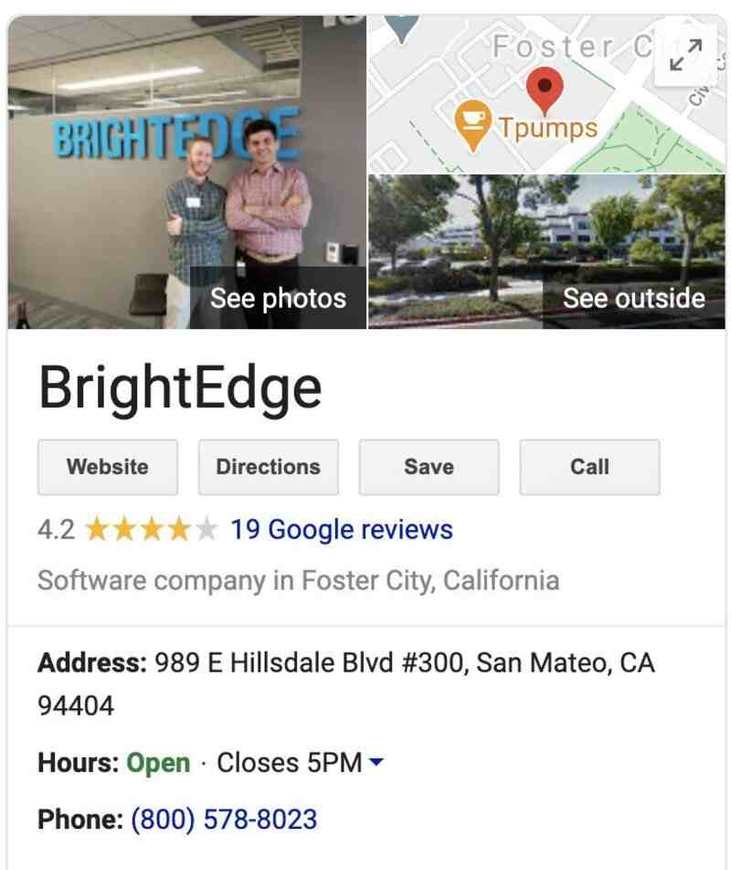 These tips will help you learn about local citations - BrightEdge