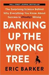 brightedge list of marketing books #15 barking up the wrong tree