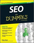 brightedge list of marketing books #16 SEO for Dummies