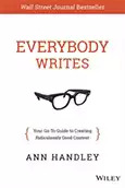 brightedge list of marketing books #12 everybody writes