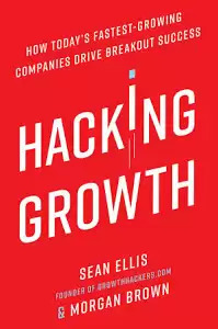 brightedge list of marketing books #3 hacking growth