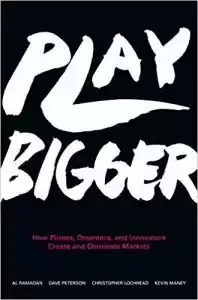 brightedge list of marketing books #4 play bigger