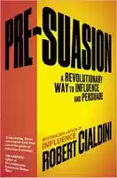 brightedge list of marketing books #10 pre-suasion