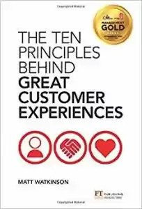 brighetdge list of marketing books #13 ten principles behind great customer experience