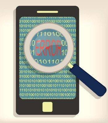 investigate Mobile site Errors with brighetdge