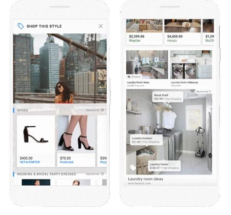 Google's new ad formats includes shoppable image ads - brighetdge