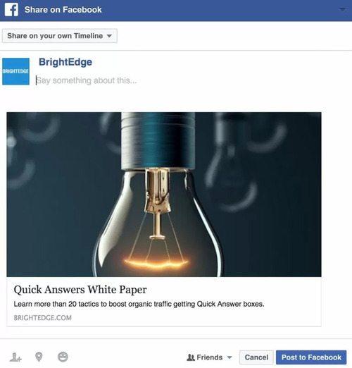 sharing open graph protocol brightedge - brightedge