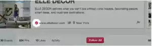 get your pinterest account verified - brightedge