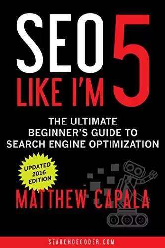 best seo books seo like I'm 5 seo book - BrightEdge