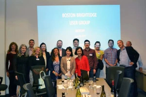 BrightEdge SEO User Group Boston - seo conference brightedge