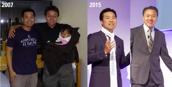 Jim Yu Lemuel Park Past and Present