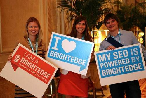 Happy BrightEdge Customers