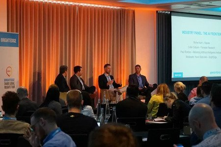 share global insights london panel - brightedge