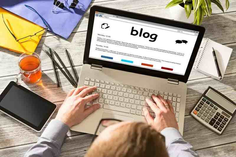 Why blog? The importance of blogging - brightedge
