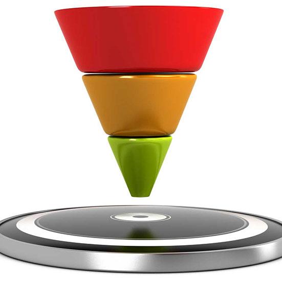 BrightEdge checklist content funnel mapping logo