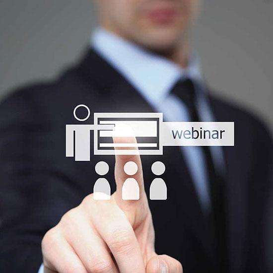 BrightEdge checklists webinars icon