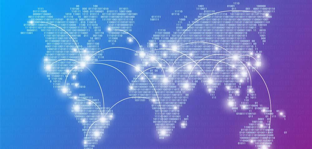 visualization of global reach of enterprise seo