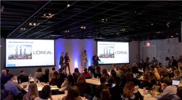 share18 new york l'oreal award acceptance
