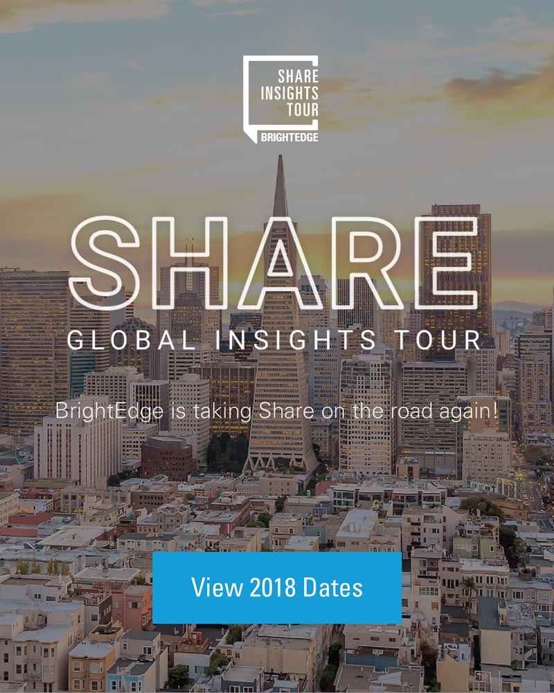 share global insights tour 2018