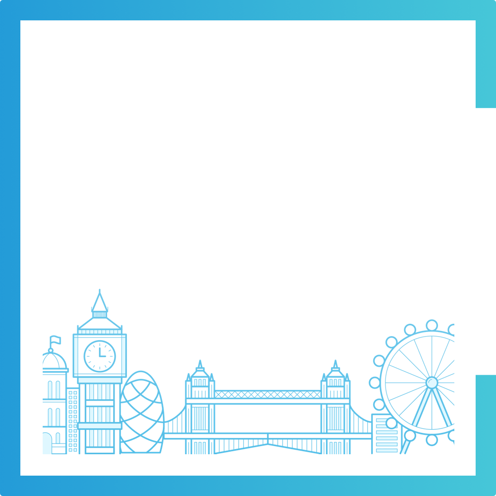 London city graphic