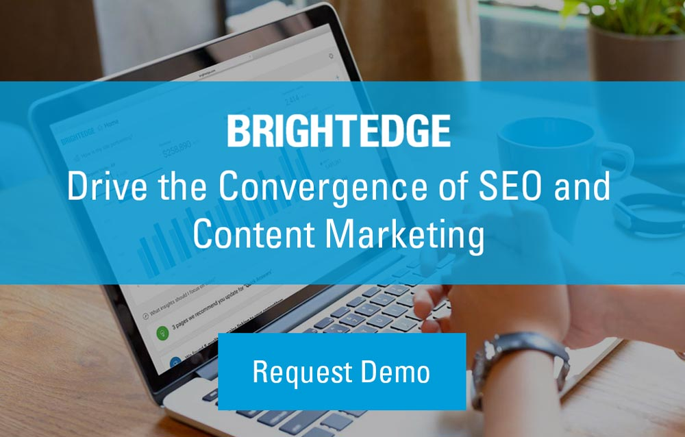 brightedge request a demo banner image