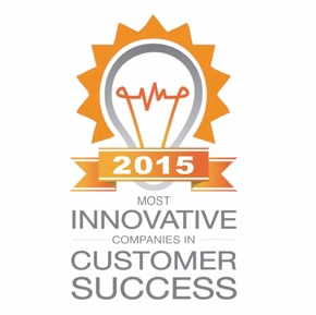 2015 Gainsight Customer Success Award BrightEdge