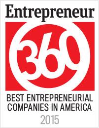Entrepreneur Best Companies Award, BrightEdge