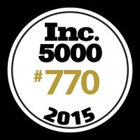 Inc 5000 2015 BrightEdge
