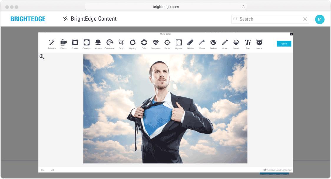 Edit Smart Content Images
