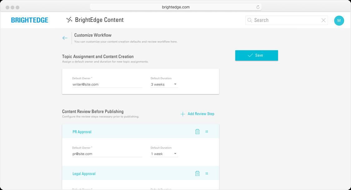 Build Smart Content