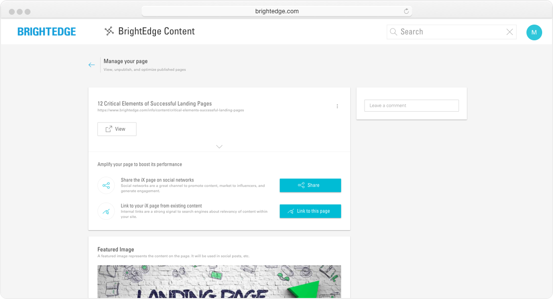 Publish Smart Content