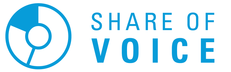 share of voice logo